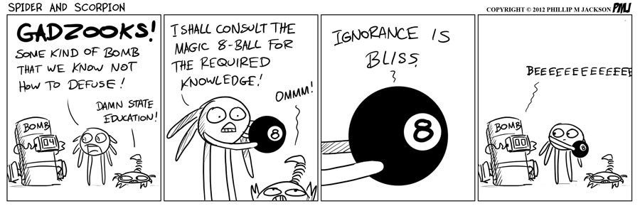 Ignorance is bliss SAS_0092_Small
